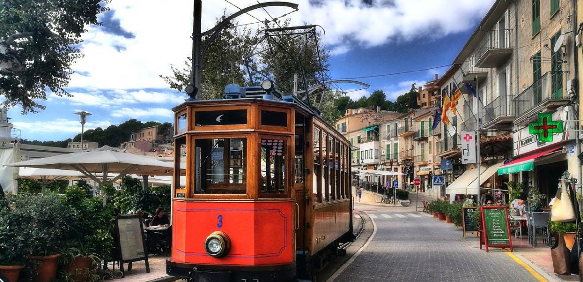 5 redenen om Soller (Mallorca) te bezoeken