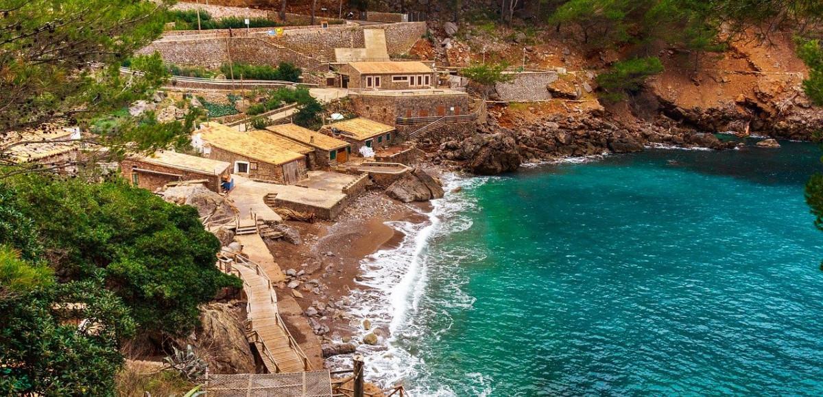 Es Torrent de Pareis op Mallorca