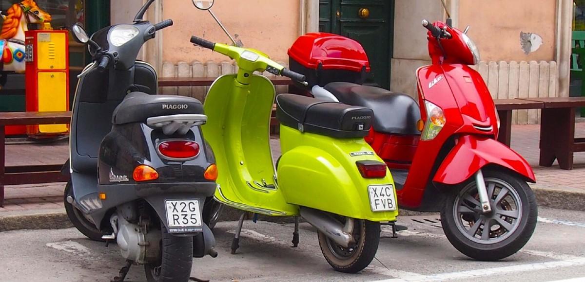 Scooter huren op Mallorca