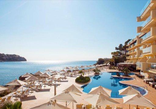 Vakantie santa ponsa op mallorca for Aparthotel jardin del mar